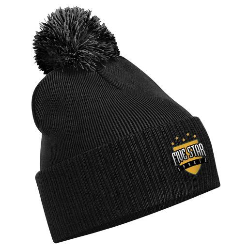 Five Star Sports Beanie Hat (1)