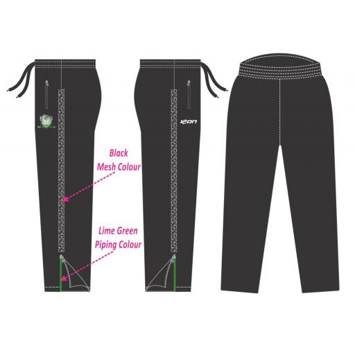 Lea & Roses CC Microstretch Track Pants