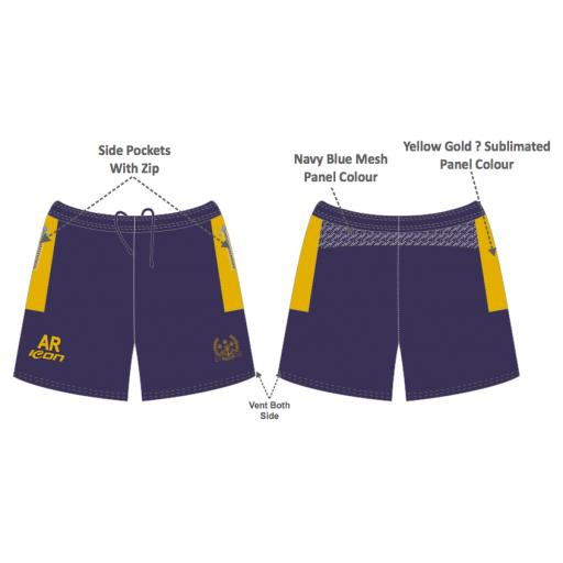 Irby CC Training Shorts