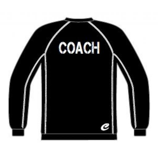 The Cricket Asylum Coach - Sweatshirt