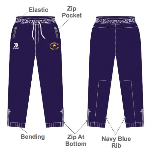 Queensbury CC Slim Fit Track Pants