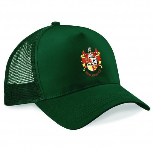 Middleton CC SNAPBACK TRUCKER