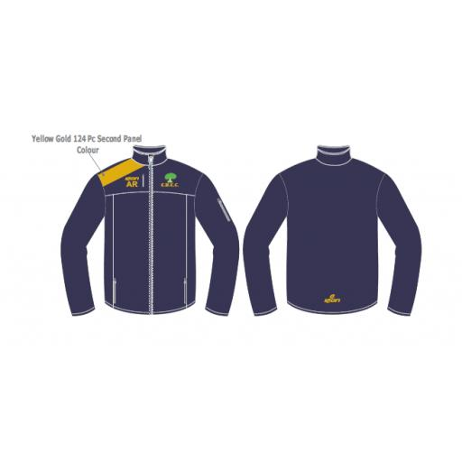 Colwyn Bay CC Softshell Jacket