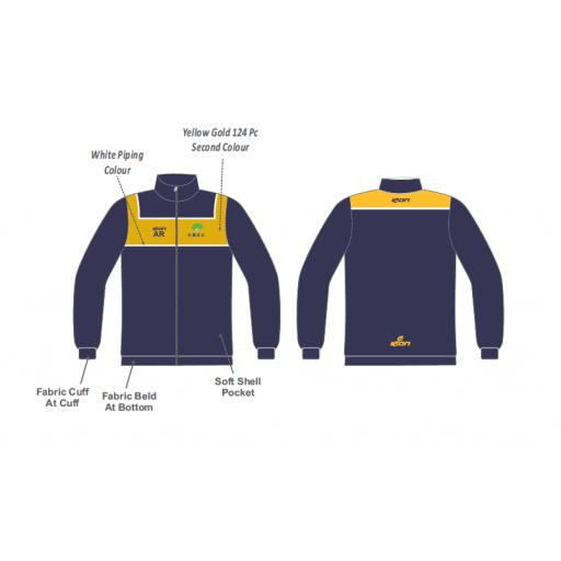 Colwyn Bay CC Travel Jacket