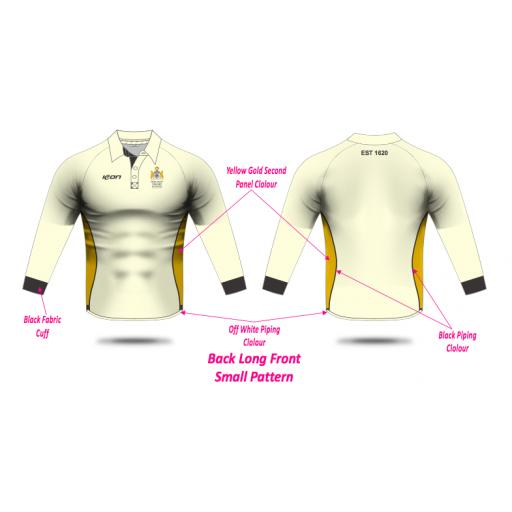 Merchant Taylors Playing Shirt - Long Sleeve