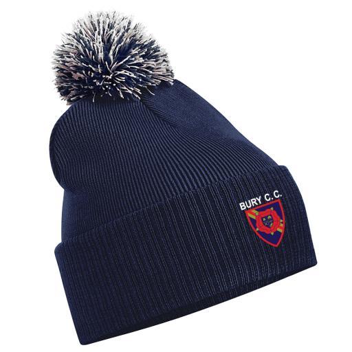 Bury CC Beanie Hat