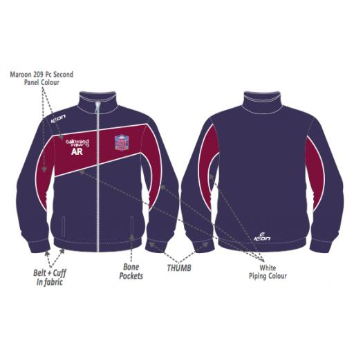 Monton Training Jacket - Full Zip