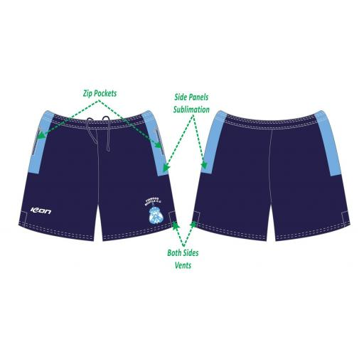 Firwood Bootle CC Training Shorts