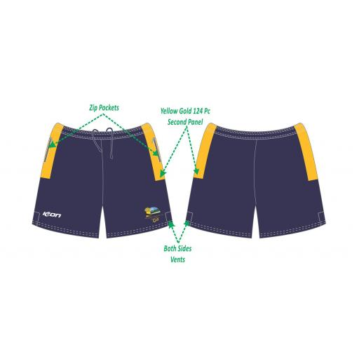 Knypersley CC Training Shorts