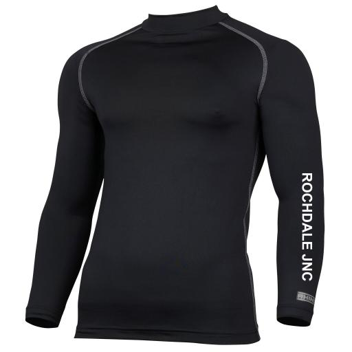 ROCHDALE JNC LONG SLEEVE BASELAYER