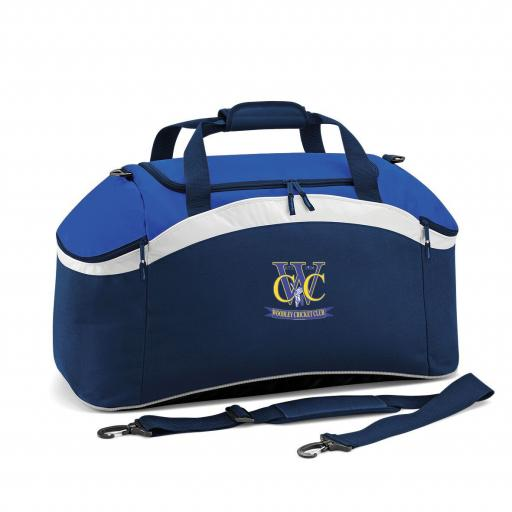 Woodley CC ICON Kit Bag