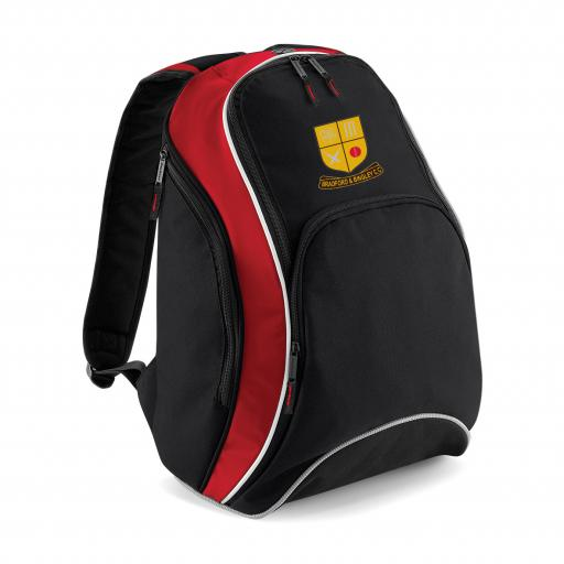 Bradford & Bingley CC Backpack