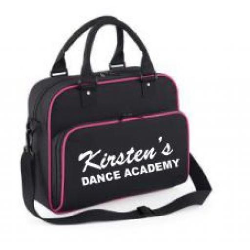 Kirstens Dance Academy Junior Dance Bag