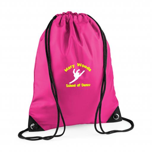 Mary Woods SoD Gym Bag