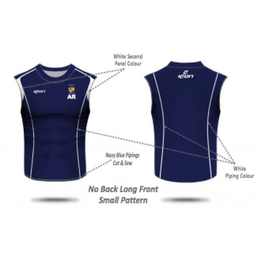 Westleigh CC Training Vest