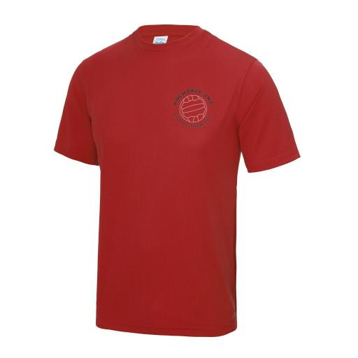 ROCHDALE JNC TRAINING T-SHIRT