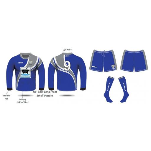 Santos AFC Under 7's Outfield Kit