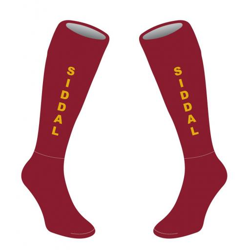 Siddal Moor Sports Socks