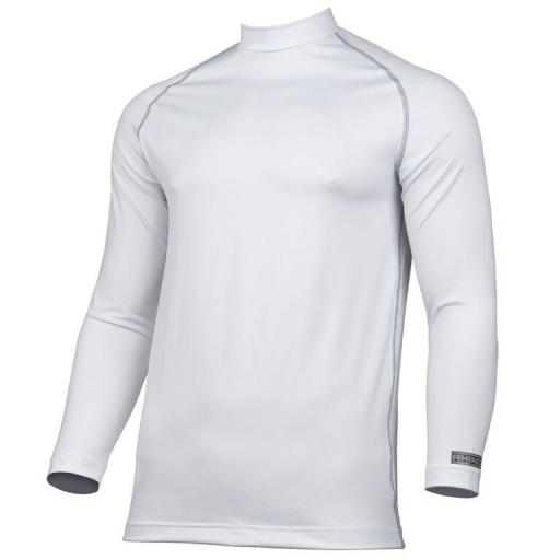 Woodhouses C.C - Base Layer in White