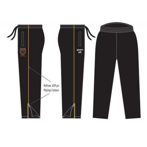 Burscough CC Microstretch Track Pants