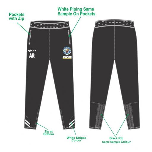 Lytham CC Skinny Fit Training Pants