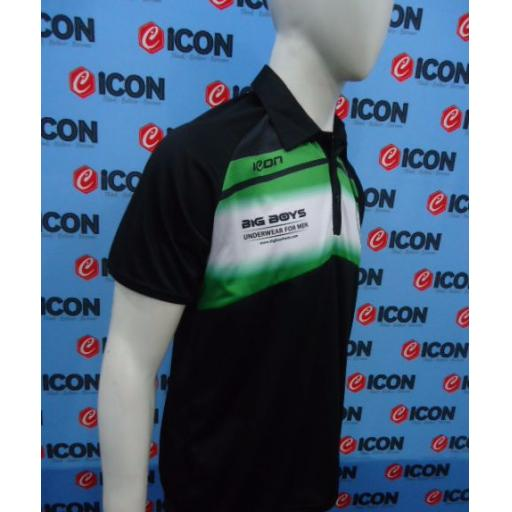 MILTON F.C POLO TOP