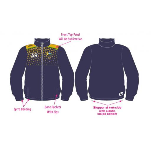 Knypersley Tracksuit Training Jacket