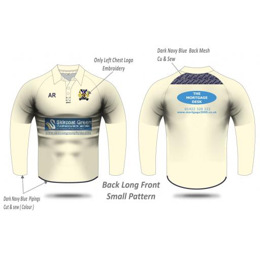 Copley CC Long Sleeve Playing Shirt