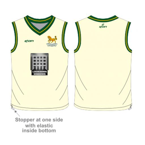 Horsforth CC Sweater - Sleeveless