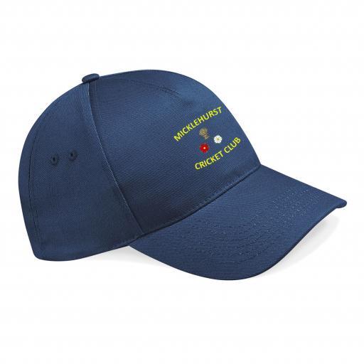 Micklehurst CC Cricket Cap