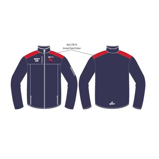 Bury CC Softshell Jacket
