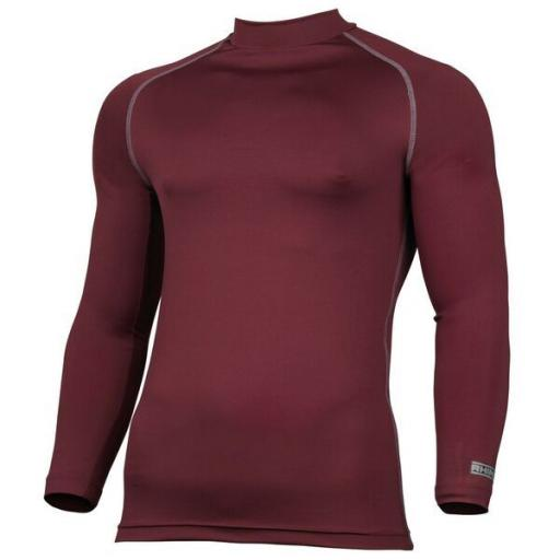 Woodhouses C.C T20 Base Layer - Maroon