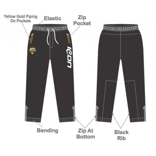 Five Star Sports Slim Fit Track Pants