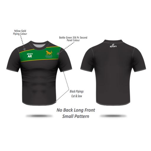 Horsforth CC Training T-shirt