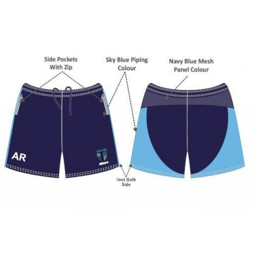 Rochdalians FC Training Shorts