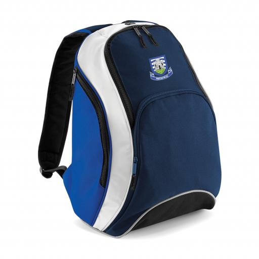 Prestatyn CC Backpack
