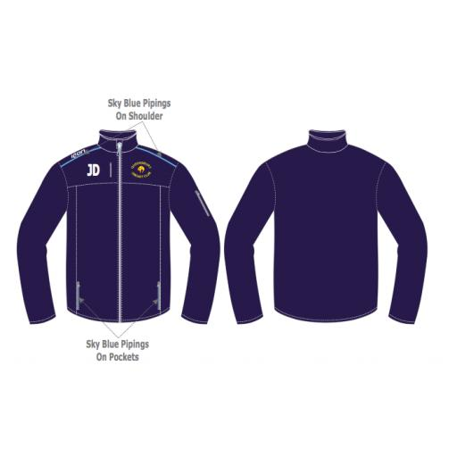 Queensbury CC Softshell Jacket