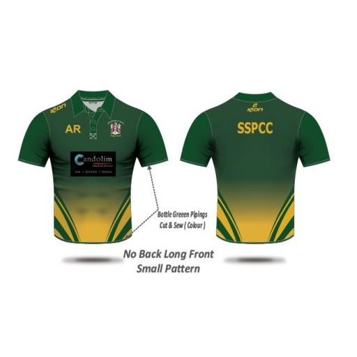 Stalybridge St Pauls CC T20 Shirt - Short Sleeve