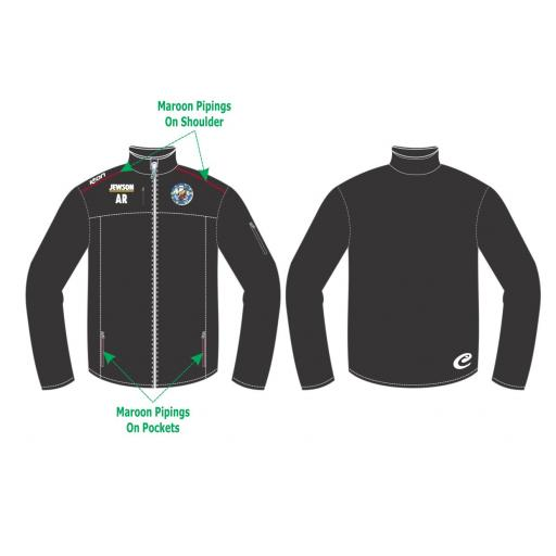 Lytham CC Softshell Jacket