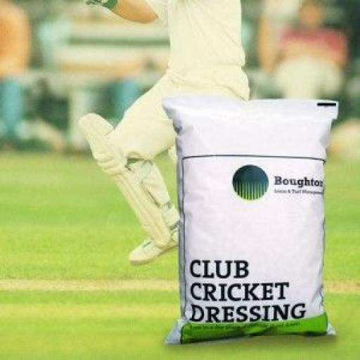 40 BAGS OF BOUGHTON CLUB CRICKET LOAM