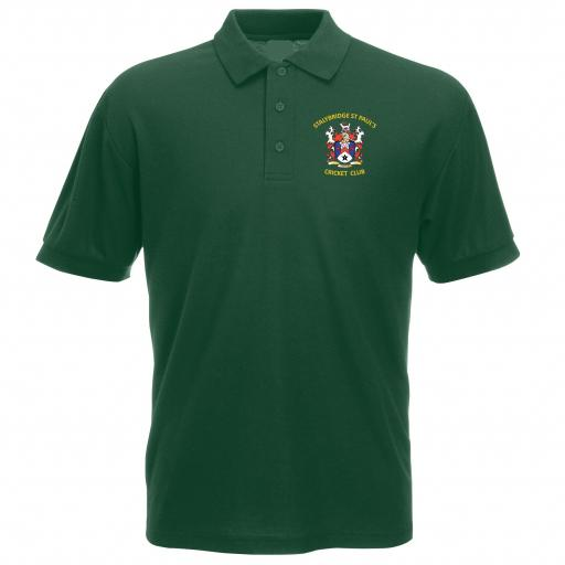 Stalybridge St Pauls CC Club Polo Shirt