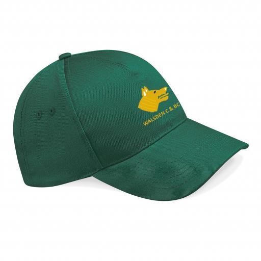 Walsden CC Cricket Cap