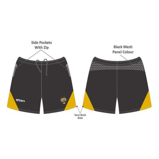 Five Star Sports Soccer Shorts