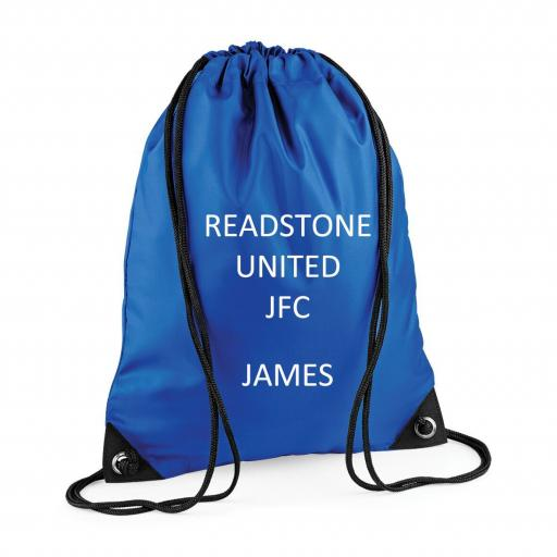 READSTONE UNITED JFC BOOT BAG