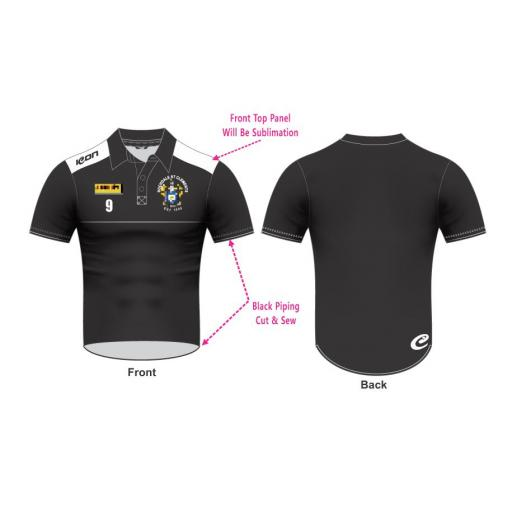 Rochdale St Clements Polo Shirt