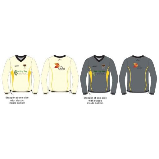 Burscough CC Reversible Sweater - Long Sleeve