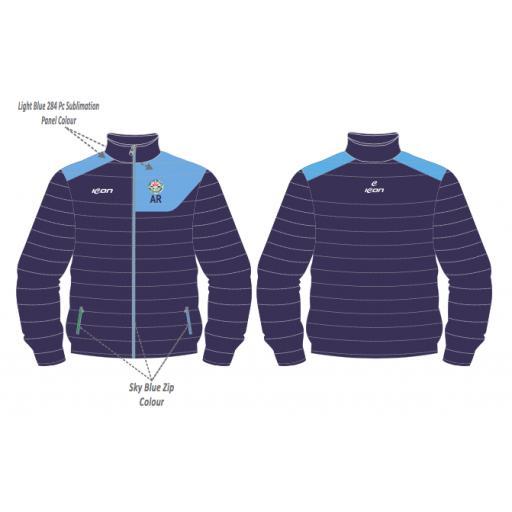 Swinton Moorside CC Puffer Jacket