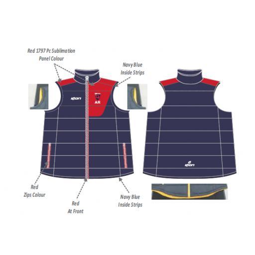 Bury CC Puffer Vest