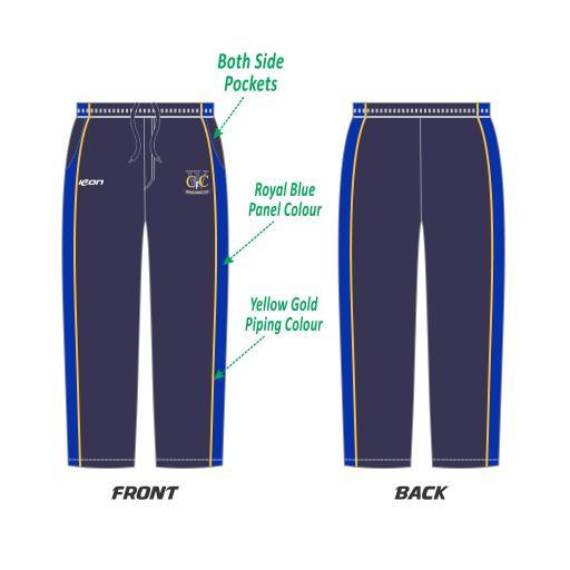 Woodley CC T20 Pants