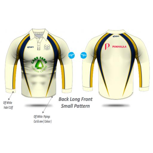 Irby CC Playing Shirt - Long Sleeve
